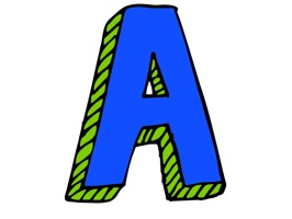 Answers - it's a stickers pack of the most popular English words