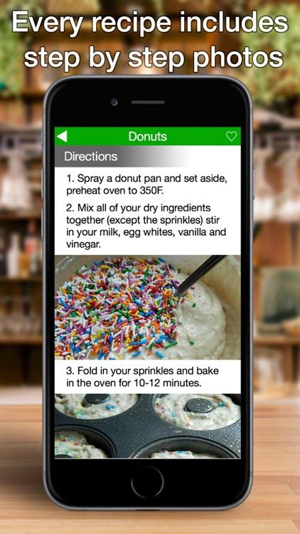 Drizzle Me Sweet - Healthy WW Dessert Recipes screenshot-3