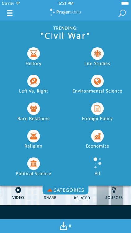 Pragerpedia screenshot-3