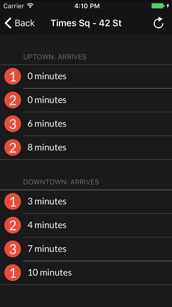 Train Delay NYC - Subway Status, Map & Arrival Screenshot