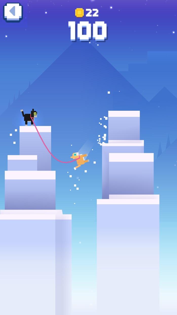 Icy Ropes Screenshot