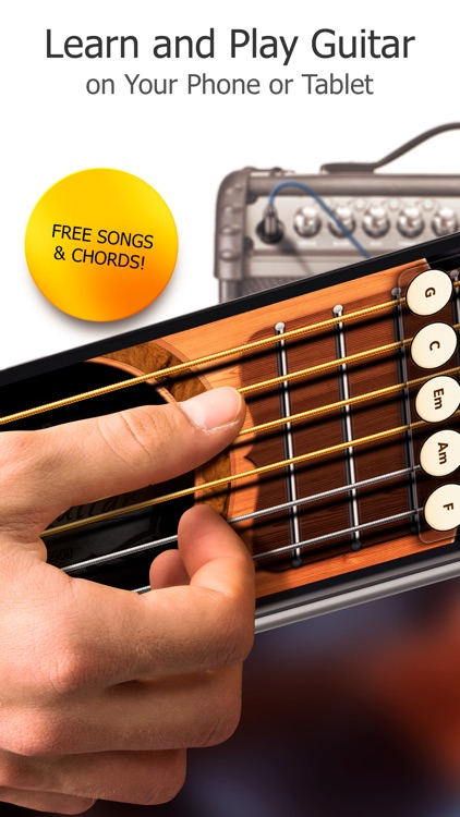 Real Guitar Pro - Guitar Chords, Games & Song Tabs