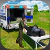 アフリカの動物911レスキュー緊急:オフロード輸送トラックドライバーシミュレーター