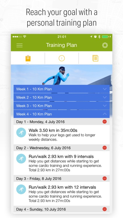 Running, Walking and Biking with Endomondo screenshot-3