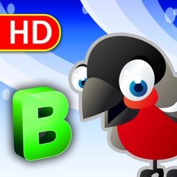 ABC Animal Cartoon Flashcards HD