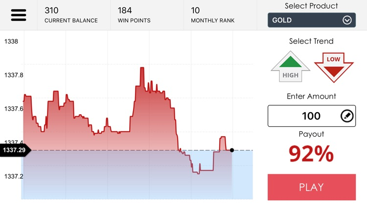 Global Stock Race