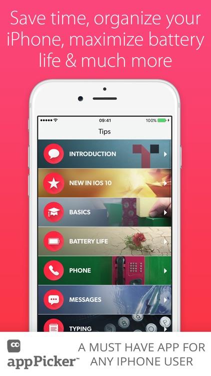 Tips & Tricks - for iPhone screenshot-3