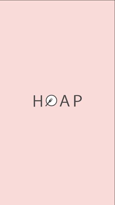 HOAP 〜タッチで簡単、らくらくオーダー〜のスクリーンショット1