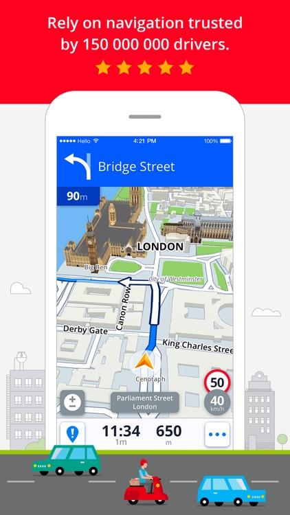 Sygic Southeast Asia: GPS Navigation, Offline Maps screenshot-0