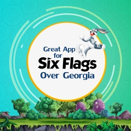 Great App for Six Flags Over Georgia
