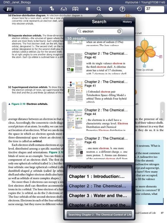 Pearson eText screenshot-3