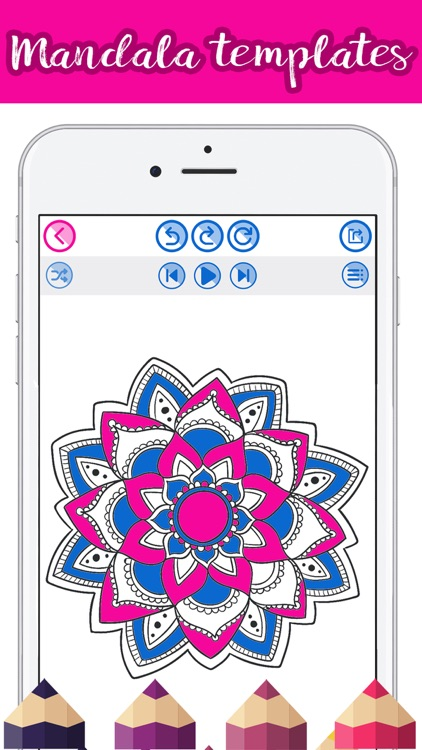 Coloring Book for Kids and Adults – Free Draw.ing screenshot-4