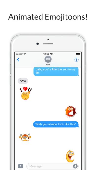 点击获取Emojitoons - Emoji Redefined
