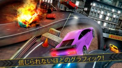 アスファルト 車 レース . 無料 カー レーシング ゲーム 子供 3D紹介画像2