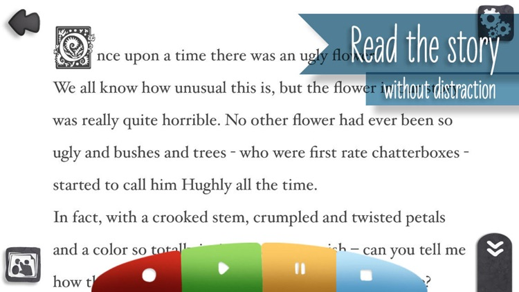Hughly, the flower that wanted to grow Book! screenshot-3
