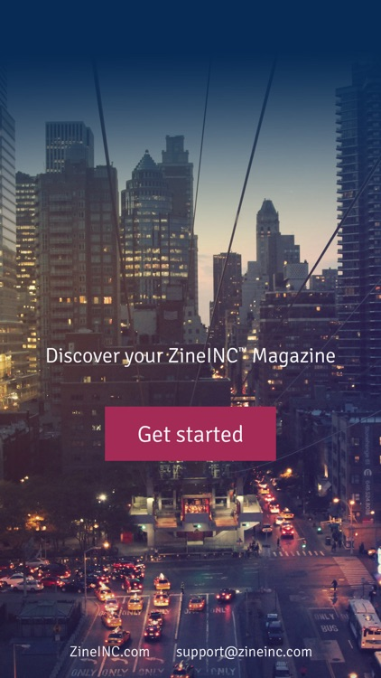 ZineINC™ - Social Corporate Communication screenshot-4