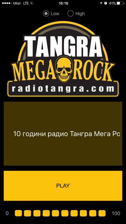 Radio Tangra