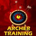l'arc et la flèche 3d - jeux de tir à l'arc icon