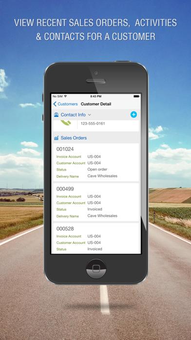 DynAX App for Dynamics AX CRM 3
