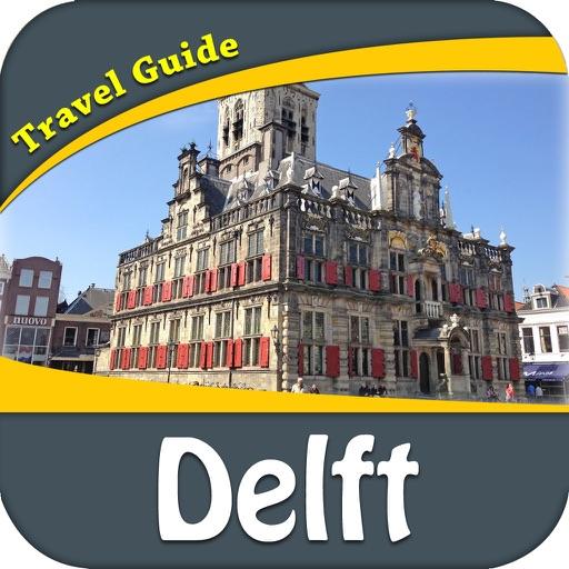 Delft Offline Map Travel Guide
