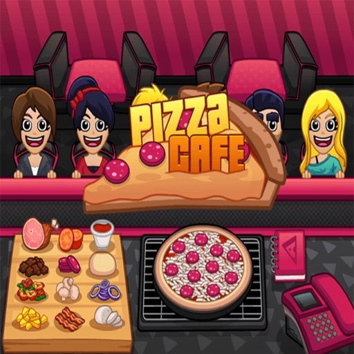 Pizza Cafe [cooking game]