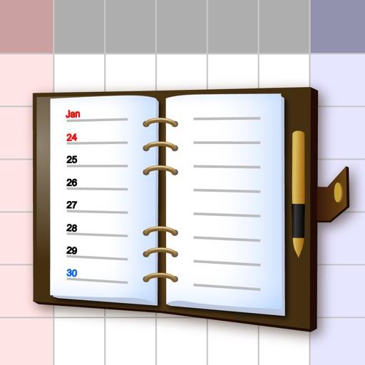 ジョルテ カレンダー&システム手帳で予定、日記、写真を無料で管理できる人気スケジュール帳