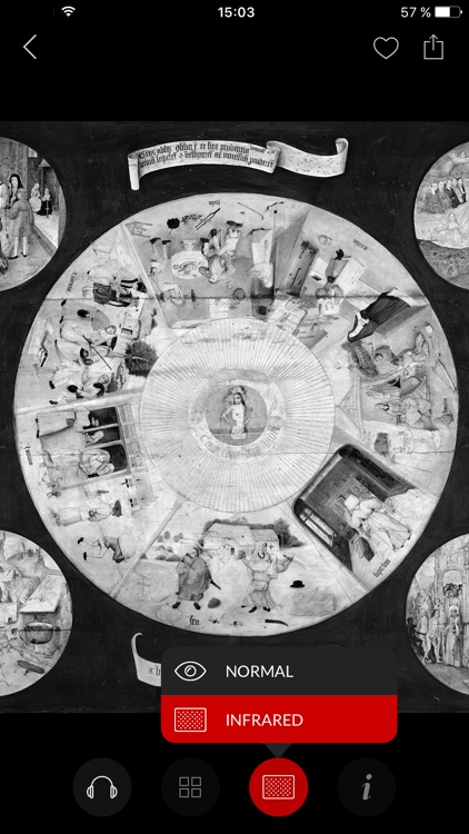 Second Canvas Museo del Prado Bosch screenshot-3