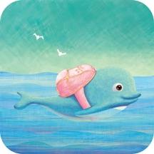 小海豚的旅行-kimikids奇米双语互动绘本
