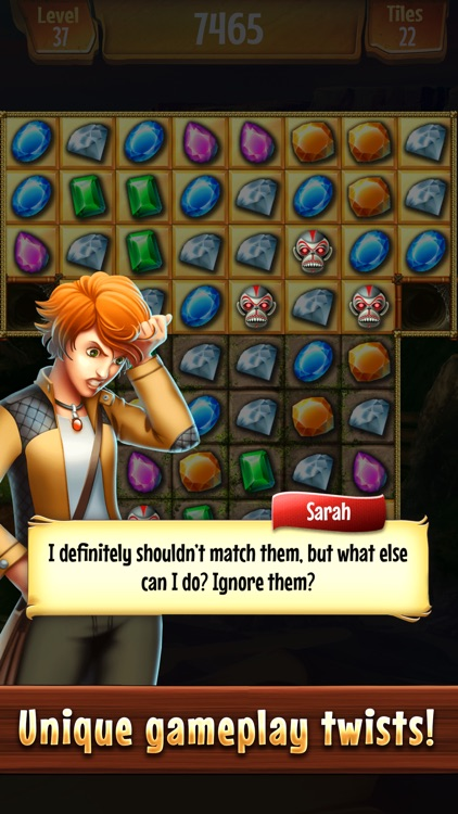 Jewel Quest: Best Match 3 Games screenshot-3