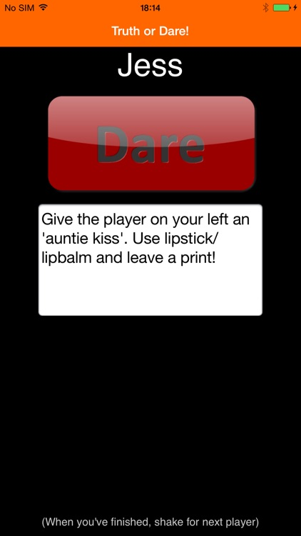TRUTH or DARE!!! - FREE screenshot-3