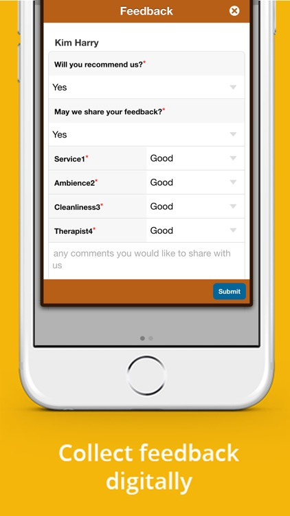 Manager Productivity App screenshot-3