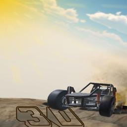 Super Crazy Sports Stunt Car 2017