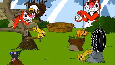 Lion Cubs Kids Zoo Games 3
