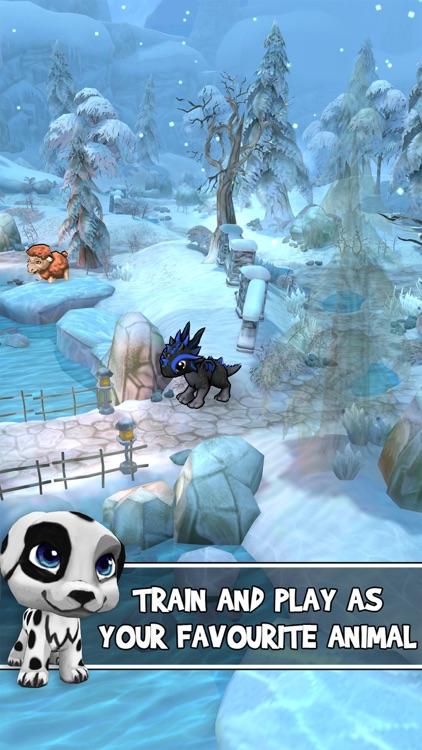 Little Animal Guardians screenshot-0