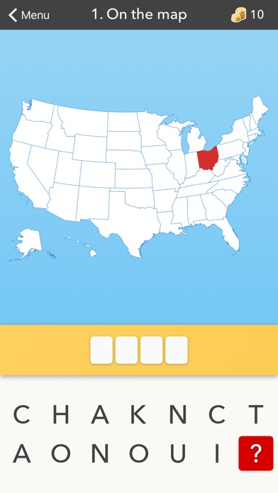 50 states flag capital and us map quiz by massimiliano raber ios 50 states flag capital and us map quiz by massimiliano raber ios japan searchman app data information gumiabroncs Images