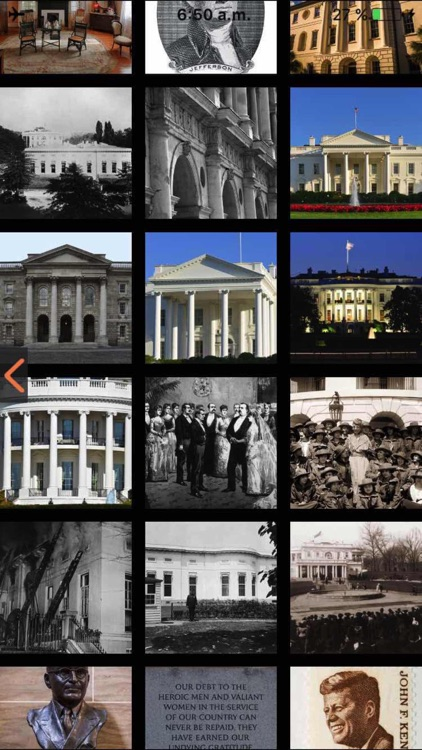 White House Visitor Guide screenshot-3