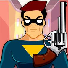 Activities of Super Hero vs Monster Burglar Attack