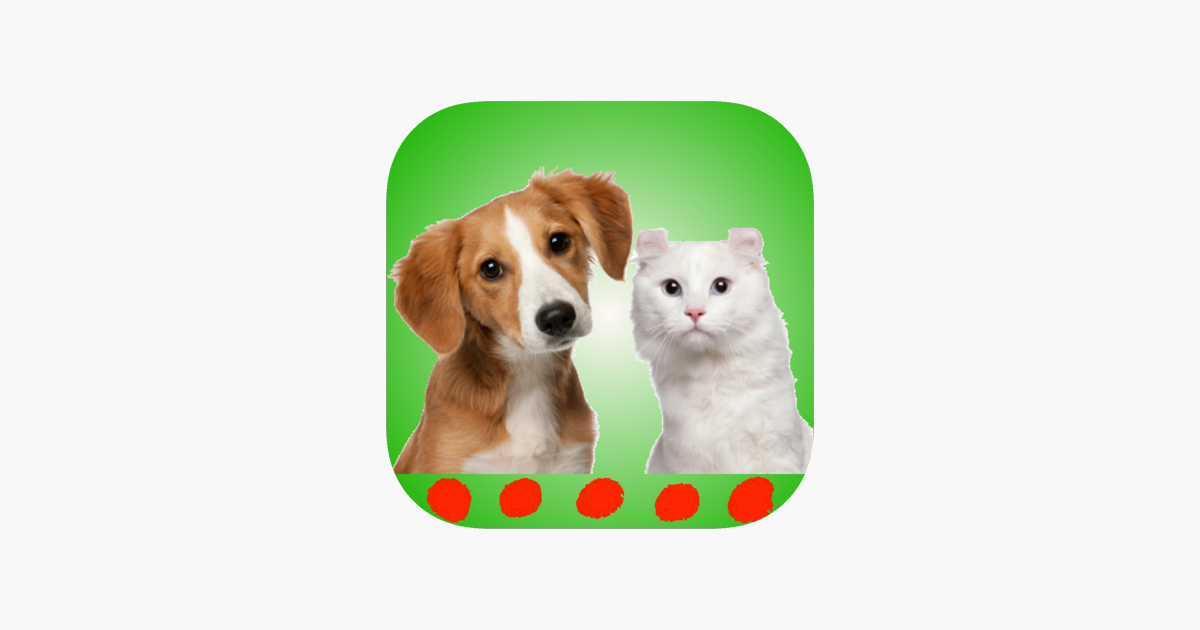 aplikacja cat dog sounds perfect app for pets and puppies w app store