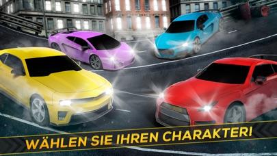 Real Auto Speed 3D . Rennen Spiel Racing KostenlosScreenshot von 3