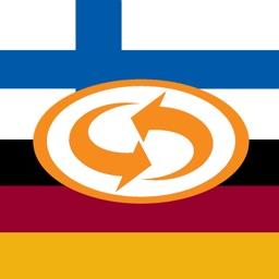 Suomi - saksa - suomi sanakirja