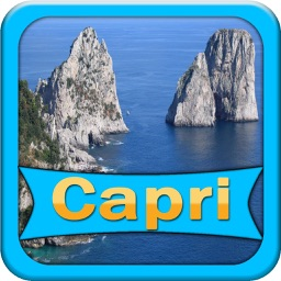 Capri - Italy Offline Map Travel Guide