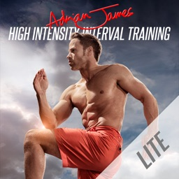 Adrian James High Intensity Interval Training Lite