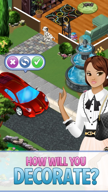 Campus Life™: Fashion Girl screenshot-4