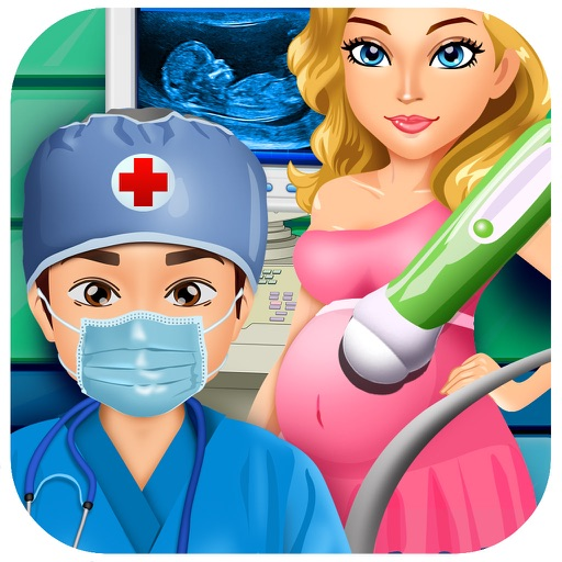 Baby Doctor Salon Spa Makeover Kid Games Free