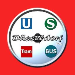 Düsseldorf Public Transport Pro