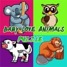 Baby Love животных головоломки icon