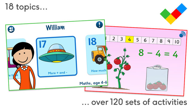 Maths, age 4-6 on the App Store