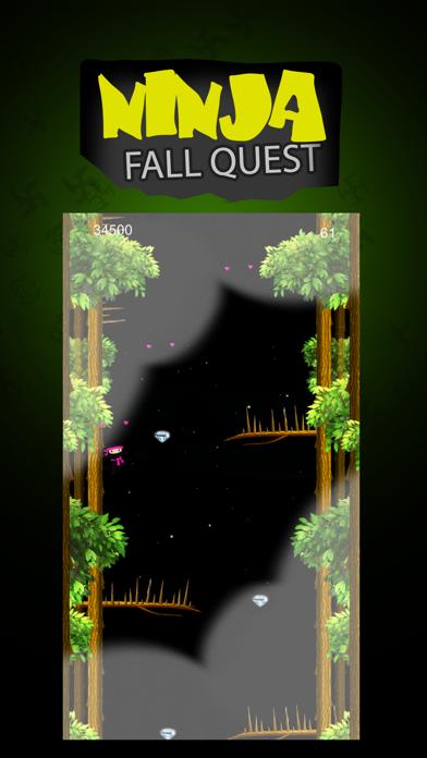 Ninja Fall Quest Free Edition screenshot three