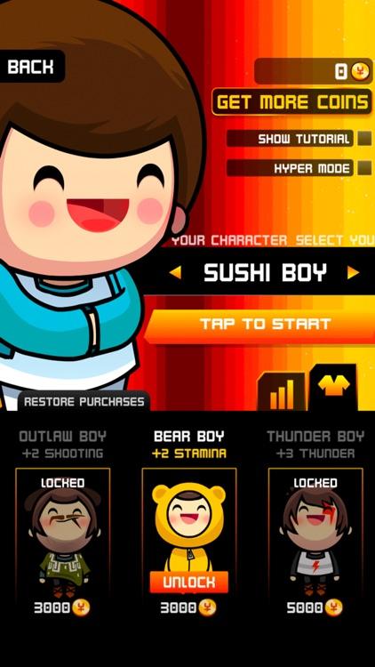 Sushi Boy Thunder screenshot-4
