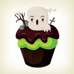 Crazy Halloween Sticker for iMessage #12